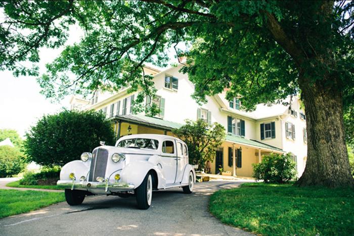 Manor House Stylish transportation