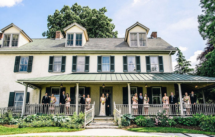 Outdoor, Historic Wedding Venue