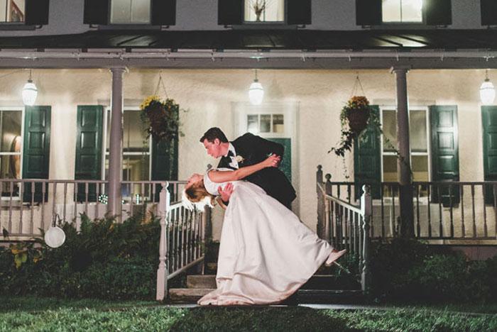 Friday Weddings at Springton Manor Farm