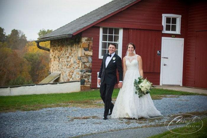 Country Hoedown Wedding