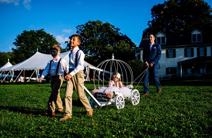 Creative Sunday Wedding Ideas Springton Manor Farm