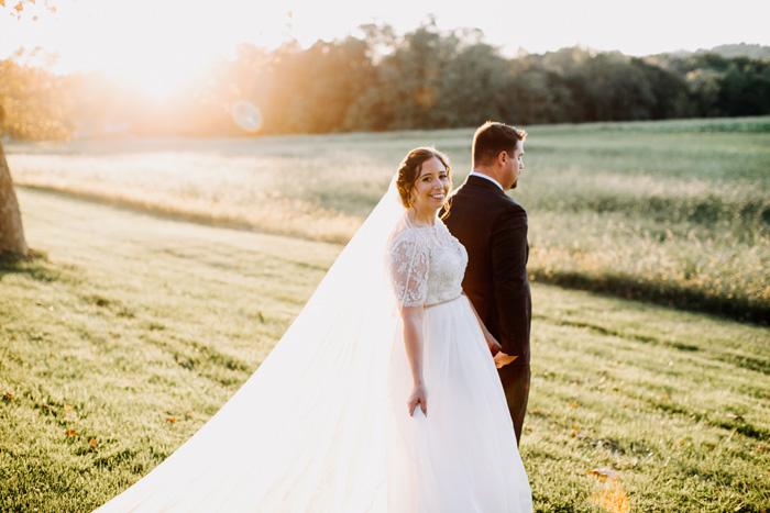 Dominique & Ryan Wedding