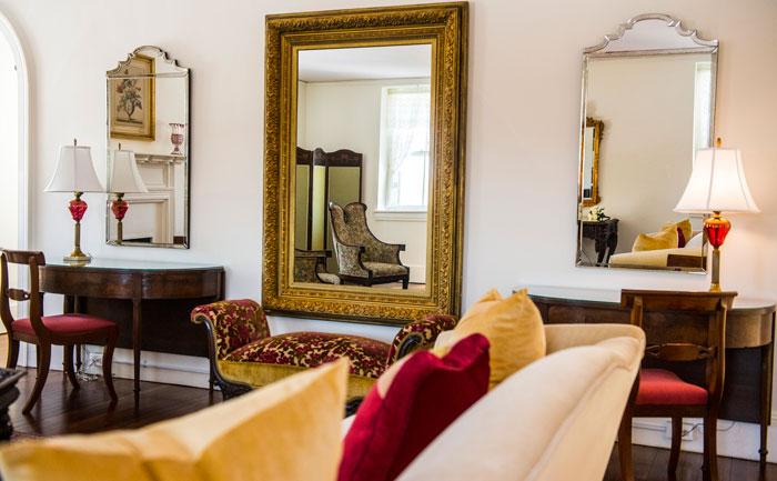 Updates to Springton Manor Farm Bride and Groom Rooms