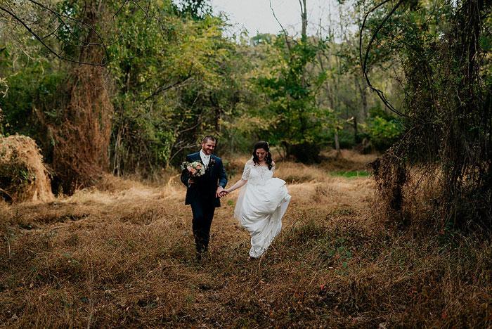 Jessie and Jon's Wedding at Springton Manor Farm