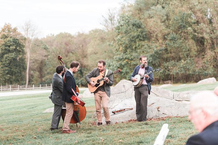Band Outdoor Lawn at Springton Manor Farm