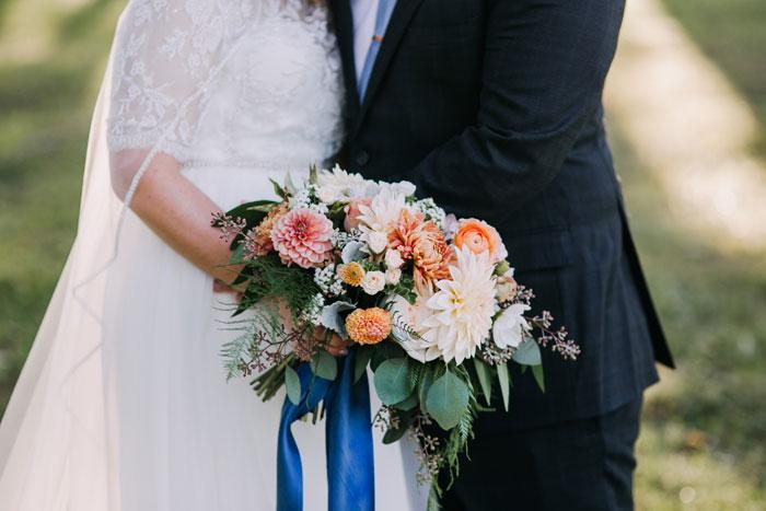 Summer Wedding Flower Bouquet Ideas