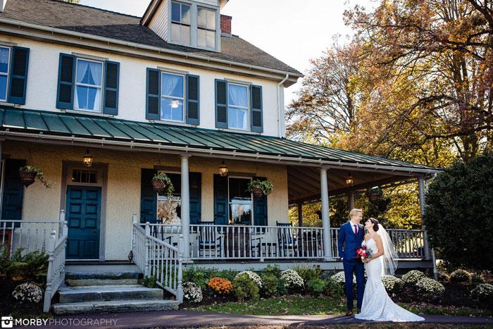 10 Ideas for Your Outdoor Philadelphia Wedding