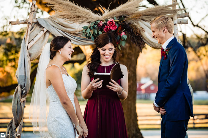 Philadelphia Fall Rustic Wedding Ideas