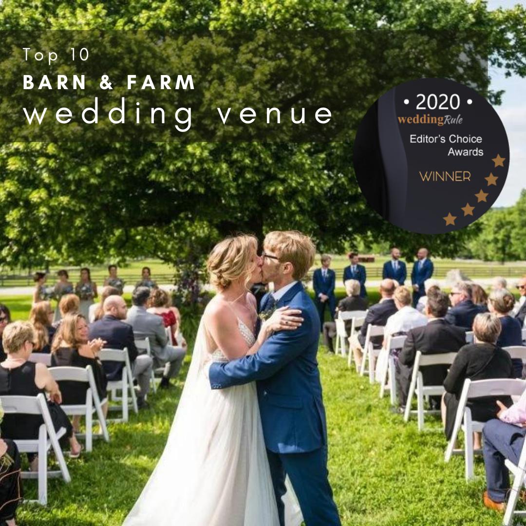 WeddingRule.Com Editor's Choice Award Badge